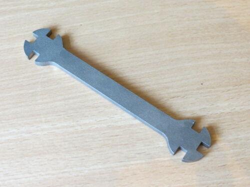 Yamaha YZ Spoke Key Spanner