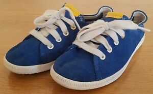 blue suede trainers womens