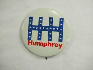 Hhh-Humphrey-2-2-034-Politico-Campaign-Pin-Back-Pin-1968
