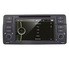 "HD 7"" Car DVD Player GPS Stereo Head Unit BMW 3er E46 M3 Rover75 MG ZT BT"