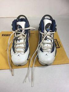 b0584a4564f603 Nike Air Jordan 6 Rings White French Blue-Flint Grey-Blue 323419-141 ...