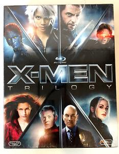 X-Men-Trilogy-Cofanetto-Con-3-Blu-Ray-Blu-Ray