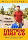 Everything Must Go 0031398142164 With Will Ferrell DVD Region 1