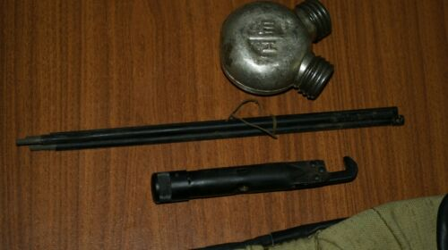 cleaning kit oiler and mag ramrod pouch 7.62x54