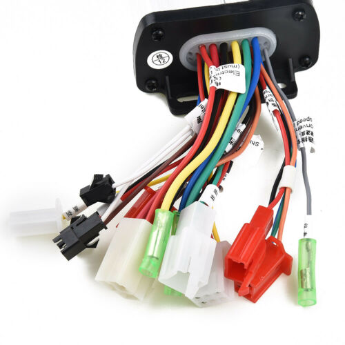 36V//48V 350W DC Motor Speed Controller For Electric Scooter E-Bike Durable New