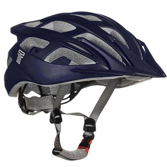 Tuzii Vela X-Function MTB Bicycle Bike Cycle Helmet  56-59cms Navy bluee  looking for sales agent