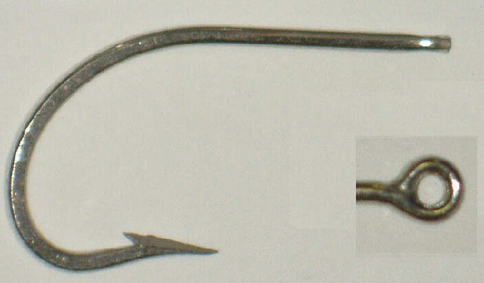 Mustad 7731D  0 10C Knife Edge Pointt Sea Demon  Hook 6129  shop online today