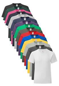 Fashion-Female-Fit-Soft-Touch-Cotton-Kids-Girls-Childs-Tee-T-Shirt-Tshirt