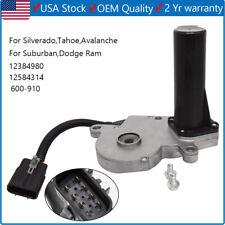 For Chevrolet Silverado Gmc Transfer Case Encoder Motor Shift Actuator 12384980
