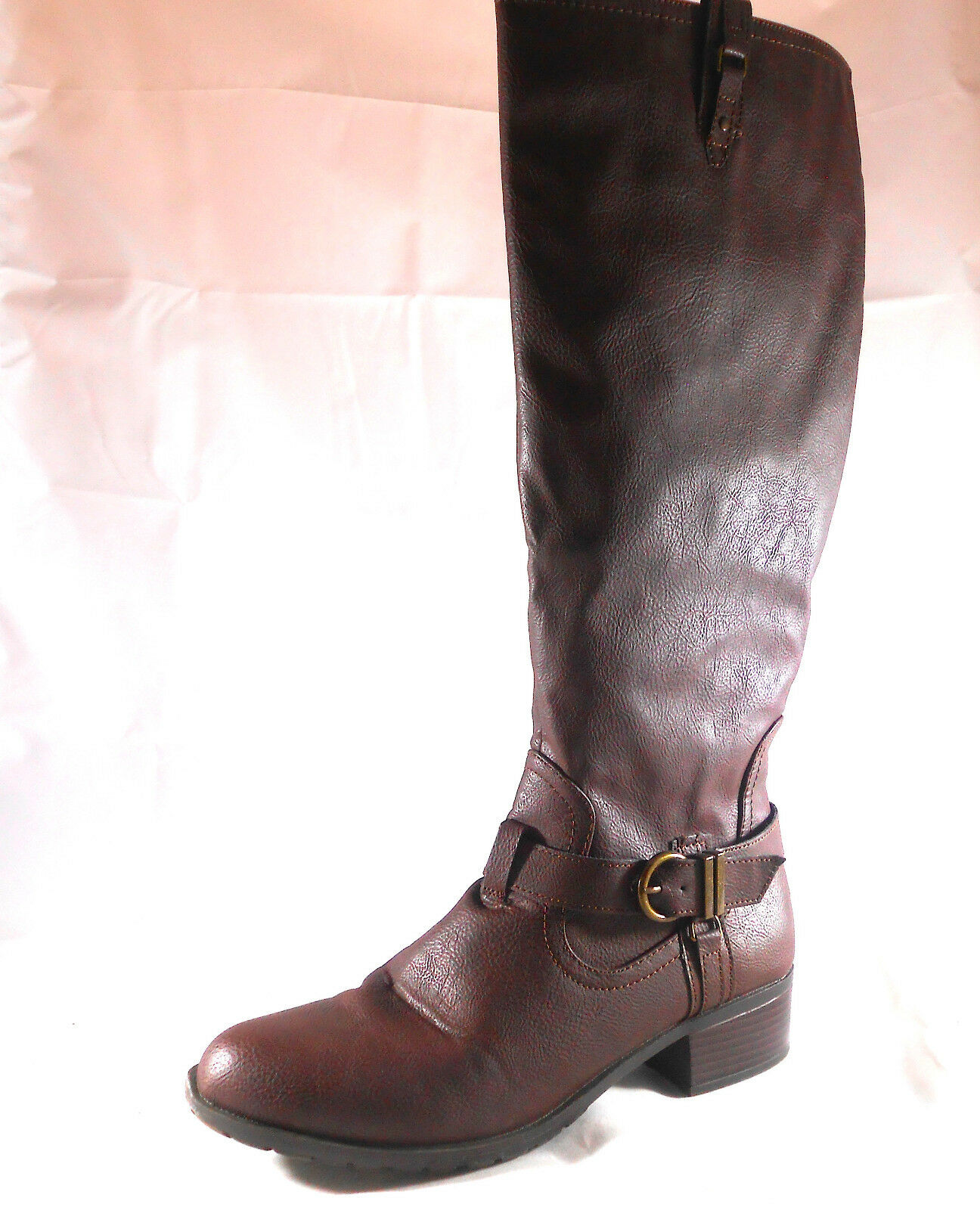 RAMPAGE Damenschuhe (INTENSE BROWN BOOT) Damenschuhe RAMPAGE SIZE 6.5 BRAND NEW b33cca