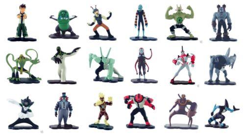 Ben 10 Micro Figurines Série 2-choisir parmi 18 Figures Différentes