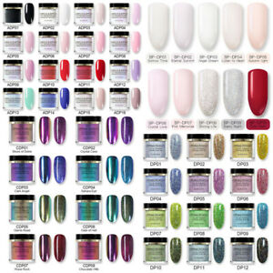 BORN-PRETTY-10ml-Dipping-Powder-Chameleon-Holographic-Dip-Liquid-Nails-NO-UV-Kit