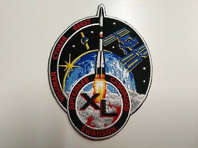 NASA EXPEDITION MISSION PATCH Official Authentic SPACE  USA