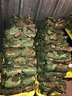 Poncho Liner Woobie Blanket Woodland Camouflage Very Good Condition US Military