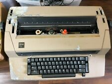Vintage Ibm Correcting Selectric Iii Electric Typewriter For Parts Only As Is