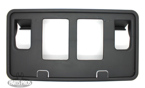 FOR 2006-08 FORD F150 TRUCK NEW Front Bumper License Plate Mounting Bracket