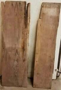 2 Reclaimed Vintage Barn Wood Lumber Boards Crafts Frame ...
