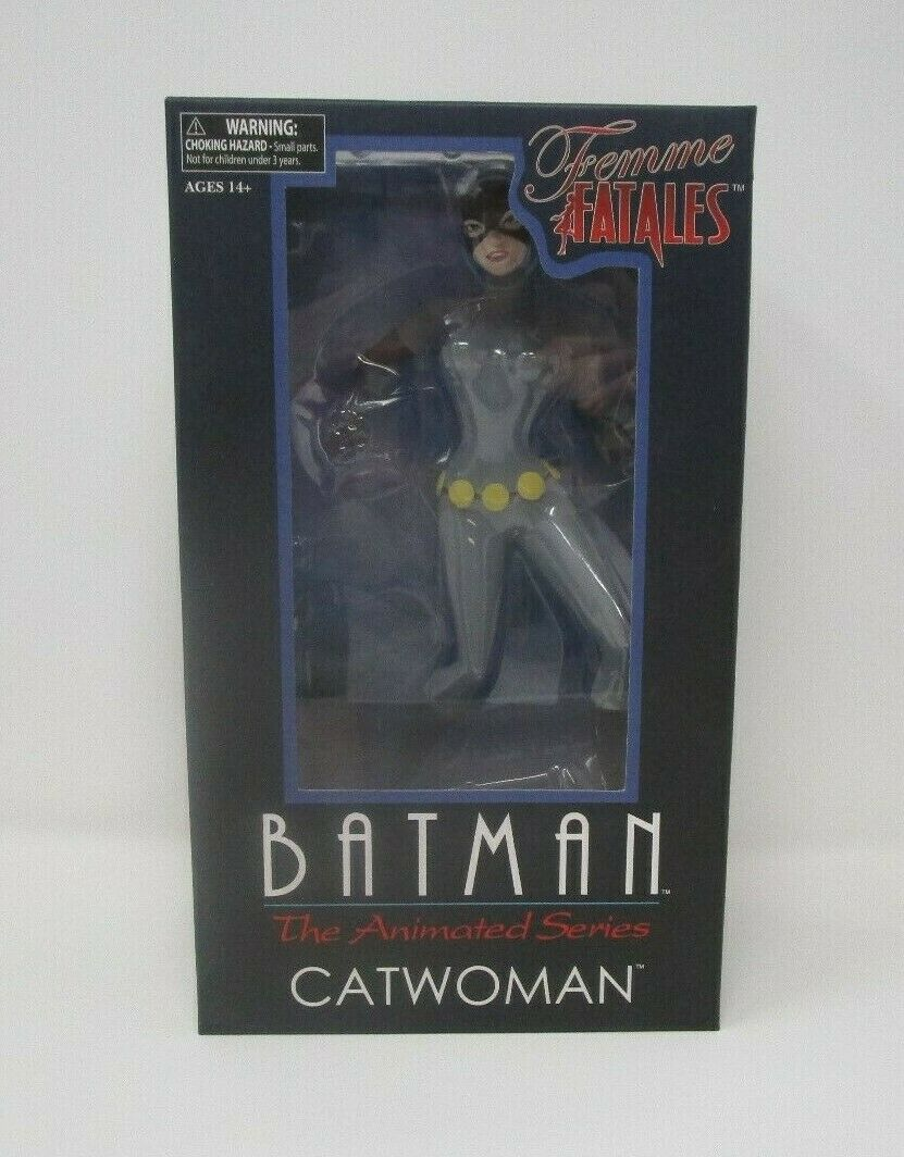CatFrau Femme Fatales BATMAN THE ANIMATED SERIES Diamond Select MOC