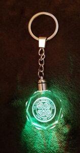 Celtic-Keyring-Keychain-LED-Football-Team-Xmas-Stocking-Filler-Gift-Boxed