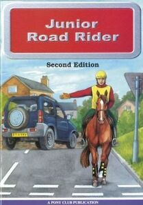 Junior-Road-Rider-Pony-Club-Used-Good-Book
