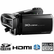 DXG-5F9V 3D Camcorder, 3D Full HD Camera 1080p, 3D photo, 2D and 3D recording