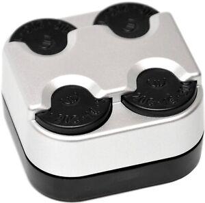 Euro-Muenzbox-Muenzen-Muenz-Box-Halter-mit-Halterung-RICHTER-HR-Art-168-110-80