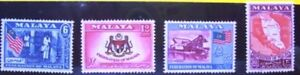 1957-MC1-GENERAL-ISSUE-OF-MALAYAN-FEDERATION