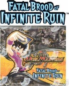 Duel Masters TCG - Fatal Brood of Infinite Ruin DM-09 Cards - You Choose