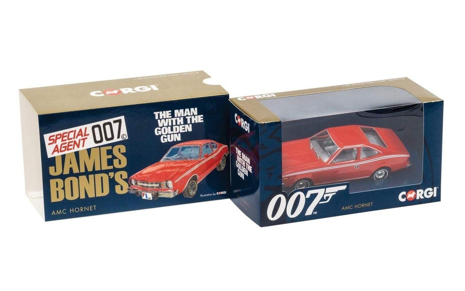Corgi CC01703 James Bond AMC Hornet 'The Man with The golden Gun 1 36 Scale M...