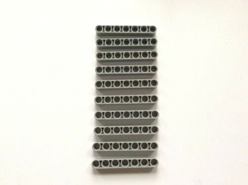 LBG x 10 Lego 32524 ~ Technic Beam 1 x 7 Thick
