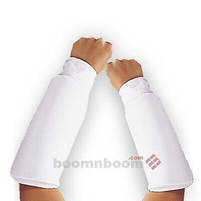 New Taekwondo, Karate, MMA Forearm Cloth Pad Protector Arm Guard Sparring Gear