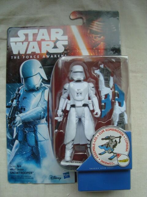 Star Wars Awakens Snowtrooper Episode 7 - 4 Inch - 10 CM - Ref B4168