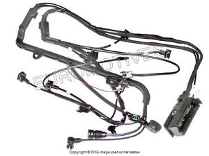 mercedes r129 sl 500 93 95 engine wiring harness fuel injection rh ebay com Ford Wiring Harness Kits Wiring Harness Terminals and Connectors