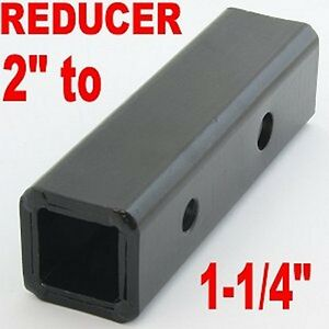2-1-1-4-TOW-HITCH-REDUCER-ADAPTOR-TRAILER-TRUCK-NEW