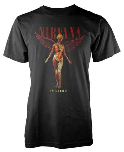 Nirvana /'In Utero/' T-Shirt NEW /& OFFICIAL!