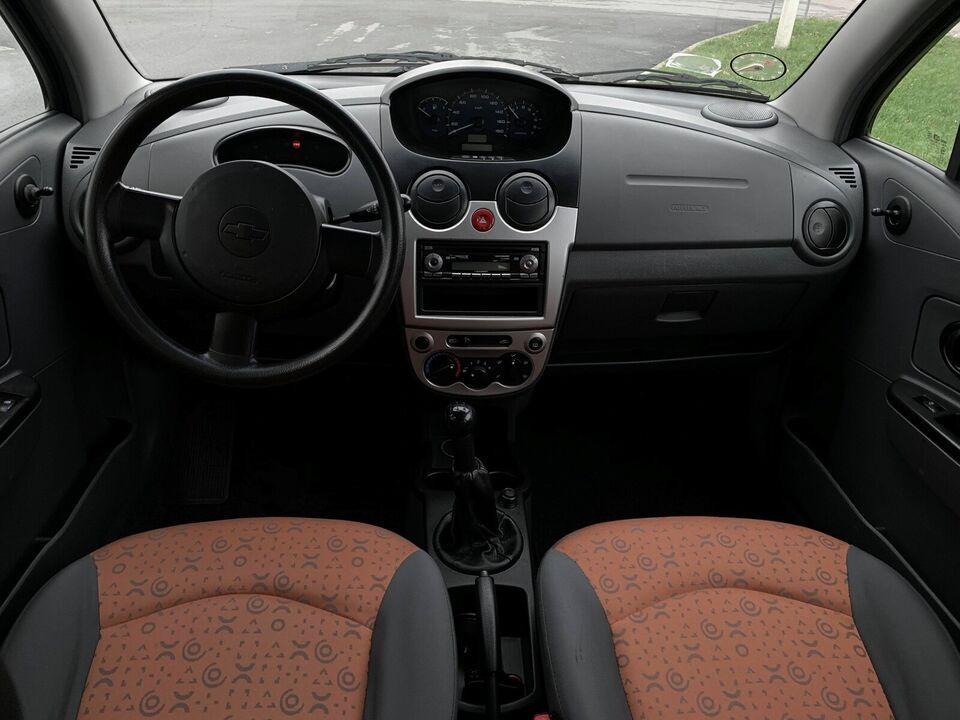 Chevrolet Matiz, 1,0 SE, Benzin