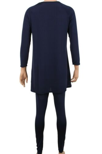 Femme Modeste Swimwear Islamic burqini tailles plus longs manches Maillot de bain UK Made