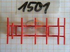 2x ALBEDO Ersatzteil Ladegut Zubehör Träger rot H0 1:87 - 1501