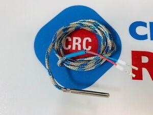 Analytique Sonda Temperatura Fumi Micronova Ricambio Per Stufe A Pellet Codice: Crc9991120