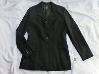♥ MEXX  ♥ Anzugjacke ♥ Blazer Jacket schwarz Gr  40 - TOP ZUSTAND