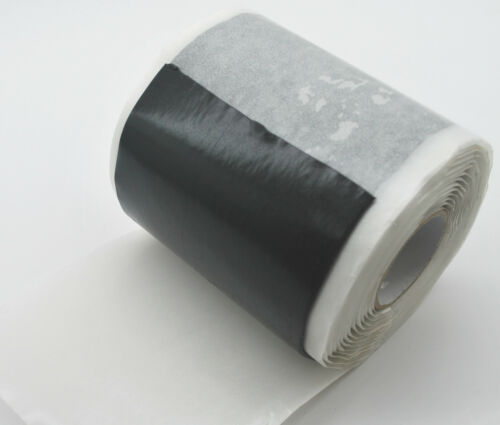 """CLABLETRONIX BISHOP TAPE 3-3//4/"""" X 10/' HEAVY DUTY ROOF SEALER DIRECTV  DISH SEAL"""