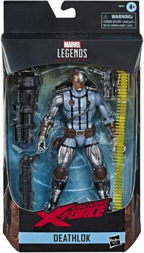 Marvel leggende perturbante X-Force Series-Classic DEATHLOK Action Figure
