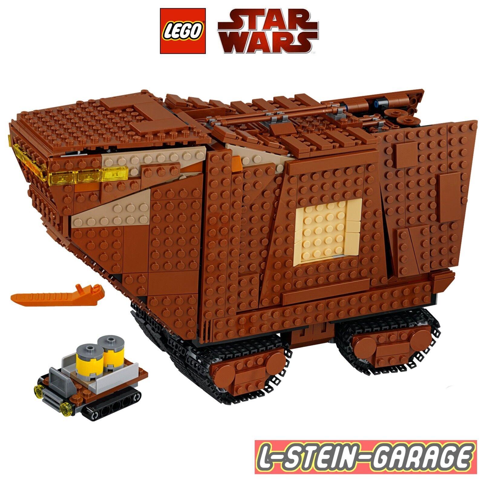 LEGO® Star Wars aus Set 75220 Sandcrawler™ ohne Figuren NEU