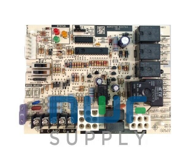 OEM Replacement for Gibson Furnace Control Circuit Board 624631A