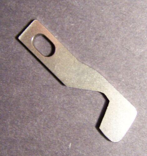 Couteau supérieur surjeteuse couteau supérieur  lame Babylock #B4401-01A