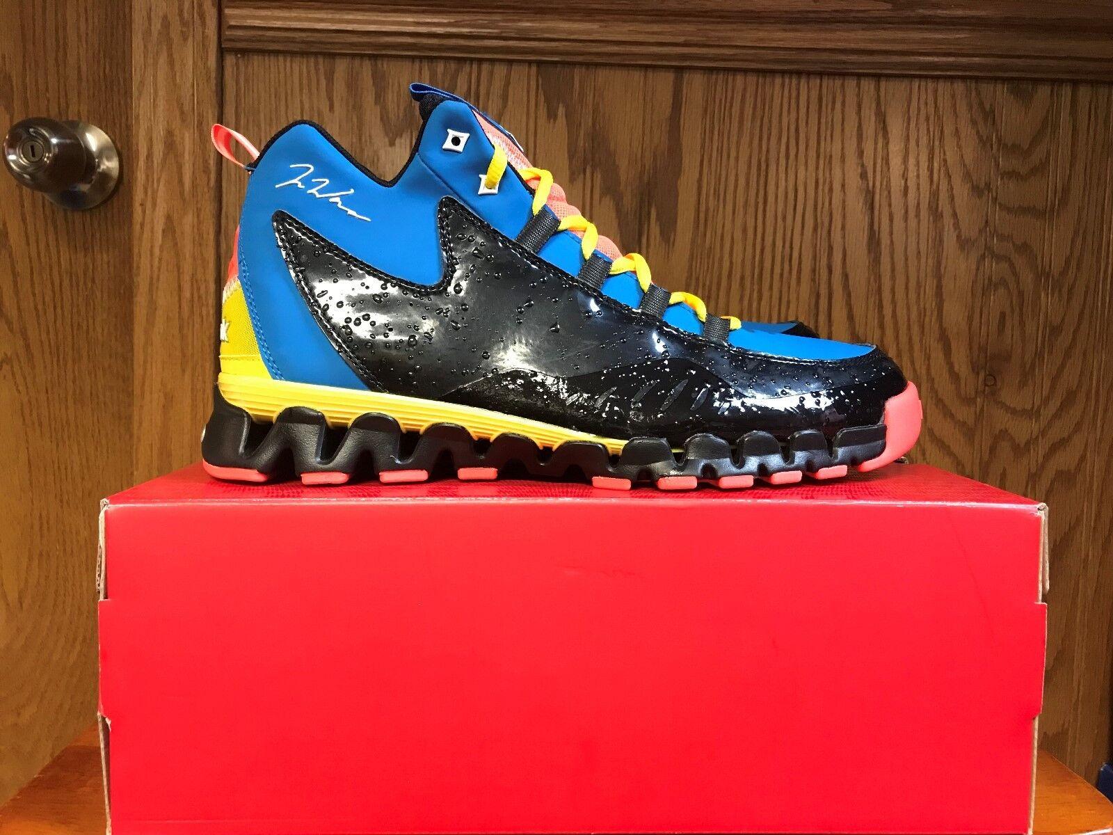 NIB Reebok Zigtech Wall Season 3 Zigescape Basketball Shoes Men's Size 10.5