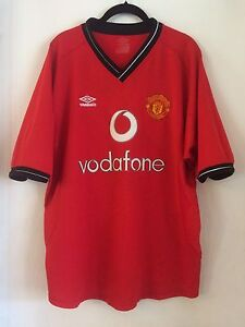 8677ec064 Image is loading Manchester-United-Football-Club-Large-Team-Jersey-MUFC-