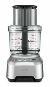 Breville BFP820BAL2JAN1 Kitchen Wizz Peel & Dice Food Processor 2000W Stainless Steel