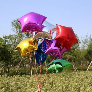 48cm-Foil-Star-Love-Shape-Helium-Balloons-Birthday-Party-Wedding-Decoration-3C