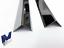 Edelstahlwinkel Kantenschutz 3-fach gekantet 1500mm 40x40mm IIID spiegel
